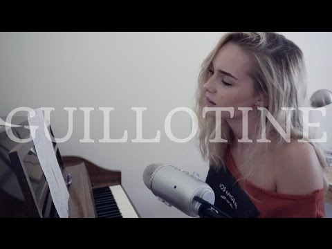 Guillotine - Jon Bellion (Cover) by Alice...
