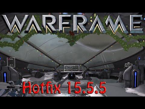 Warframe - Hotfix: 15.5.5: Liset Decorations - YouTube