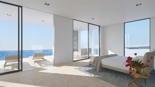 Elements Mallorca Apartments  3D Architecture Visualization Rendering