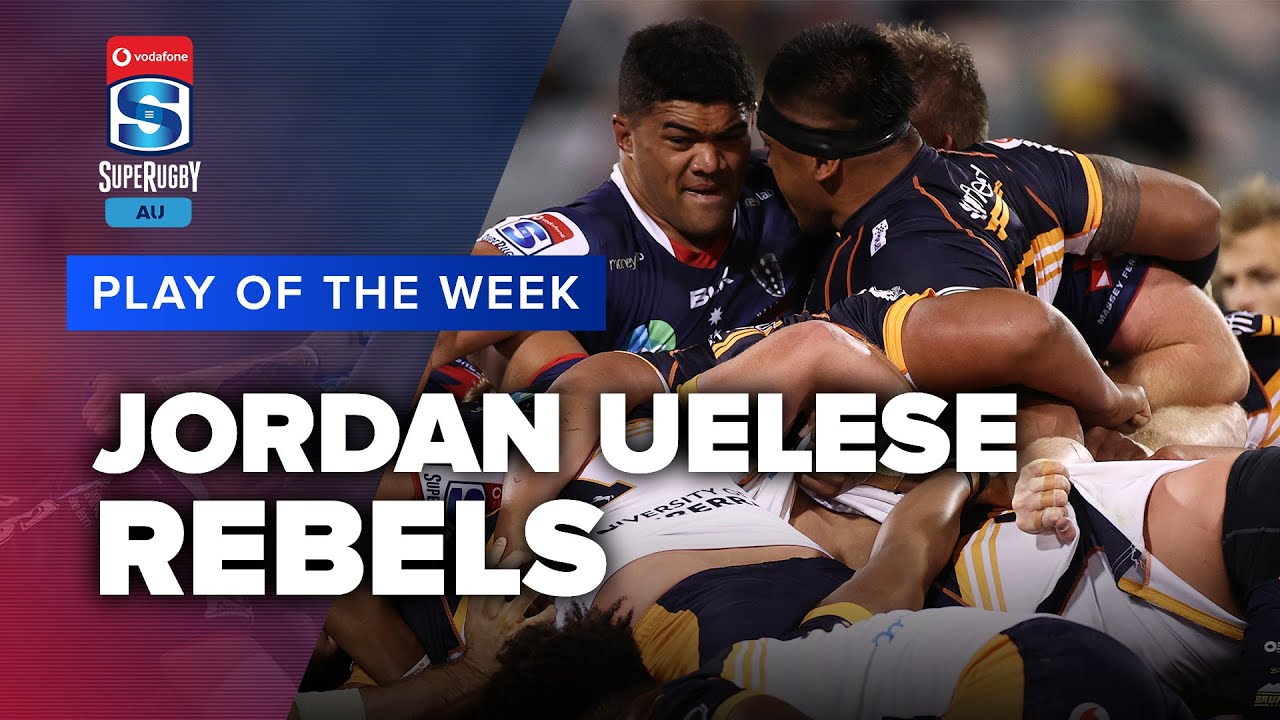 PLAY OF THE WEEK | Super Rugby AU Rd 1