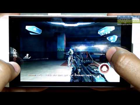 BlackBerry Z10 Gaming Review [ASPHALT 7 HEAT, NOVA 3 & more] by Gadgets Portal