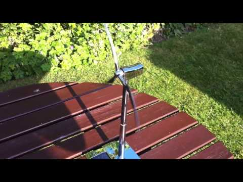 ★ Desktop Solar Powered Wind Turbine ★