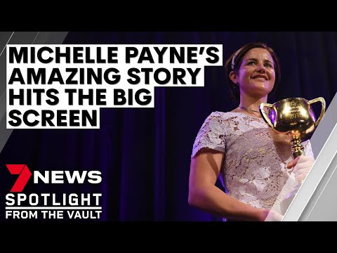 Ride Like a Girl   Historic Melbourne Cup win immortalised in new movie   Sunday Night