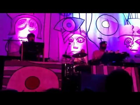 Animal Collective - Daily Routine Live @ Ogden Theater Denver, CO