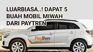 Orang Tidak Waras Dapat 5 Mobil Dari Paytren Mitra Paytren Sedekah Mobil Baru