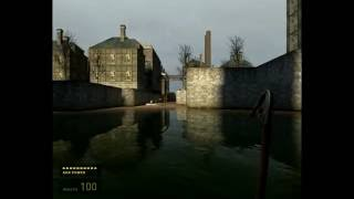 Half-Life 2 beta (leak): d1_tempcanals_02 (Part 1)