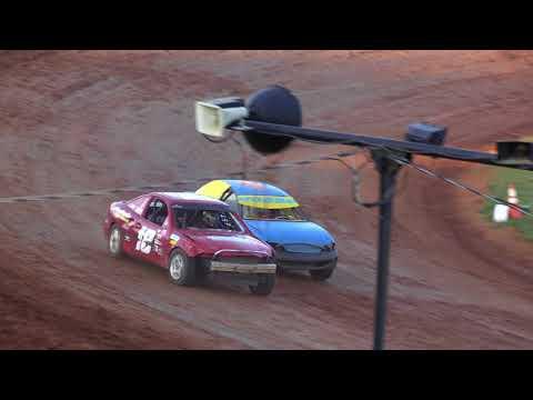 7 6 18 Hornets Heat #1 Bloomington Speedway