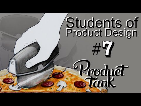 Presentations - Students of Product Design Episode 7