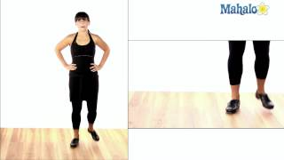 How to Tap Dance: Traveling Time Step