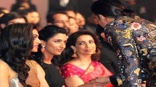 Ranveer Singh IMPRESSES Deepika