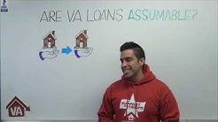 Are VA Loans Assumable | Low VA Rates