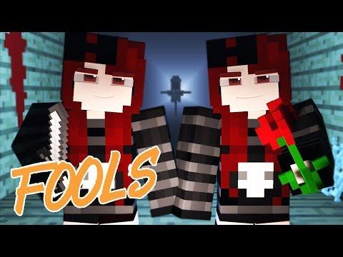 Minecraft Fool Friends - THE CREEPY TWINS! | Minecraft Roleplay