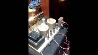 Amplificador Valvular Silco Profesional 800