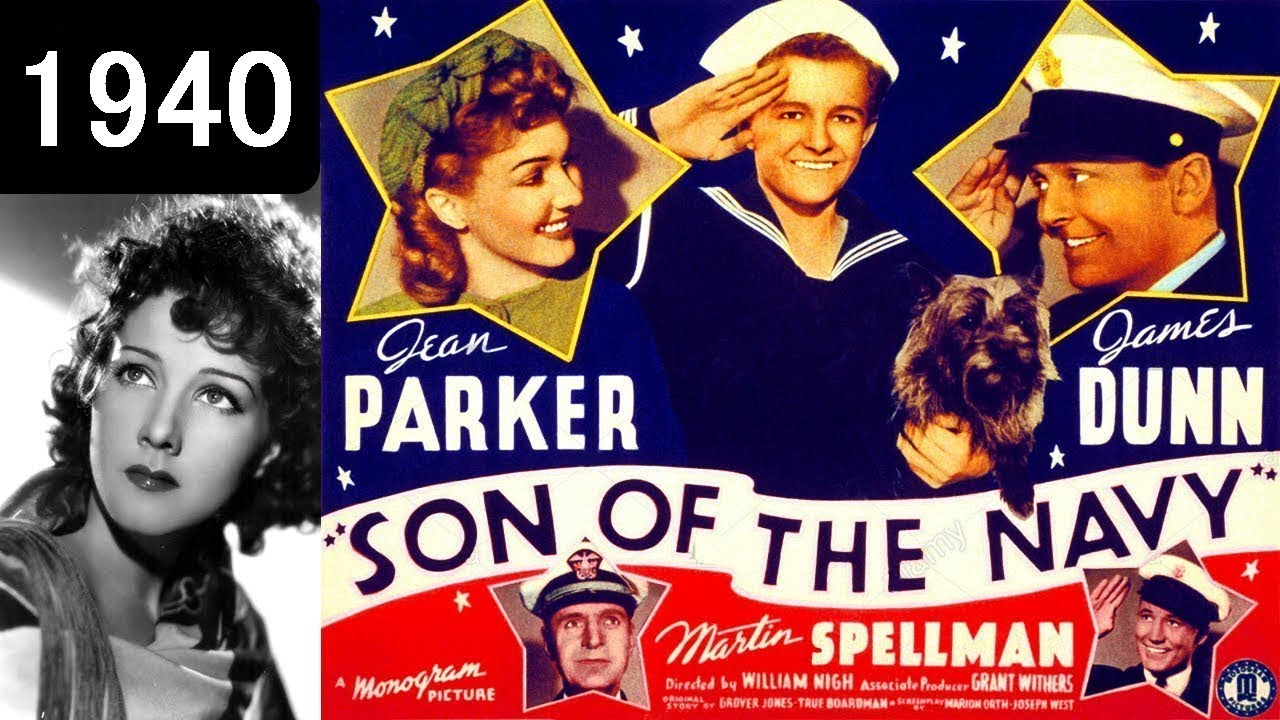 Son of the Navy (1940) – (Full Film)