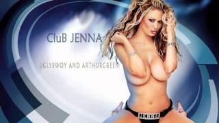 Jenna Blue corset jameson club