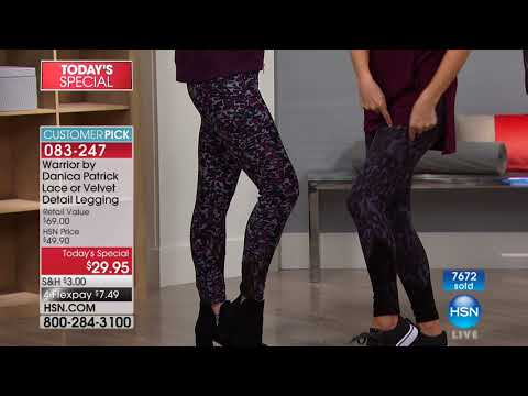 HSN | Warrior by Danica Patrick Fashions 10.19.2017 - 09 AM