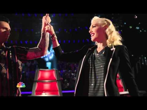 Season 7 Sneak Peek with Gwen Stefani on The Voice [22-08-14]