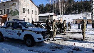 Нацгвардійці охоронятимуть державний кордон у Чернівецькій області