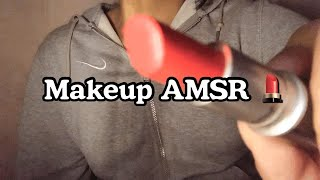 No talking ASMR / 한국인 최적화 ASMR / 화장시켜드릴게요 / 메이크업 ASMR / makeup ASMR / 거친 소리 ASMR lofi low fi