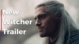 New Witcher Trailer + Netflix Release Date
