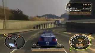 Need for Speed: Most Wanted (2005) Last / Final Pursuit [NO NOS]