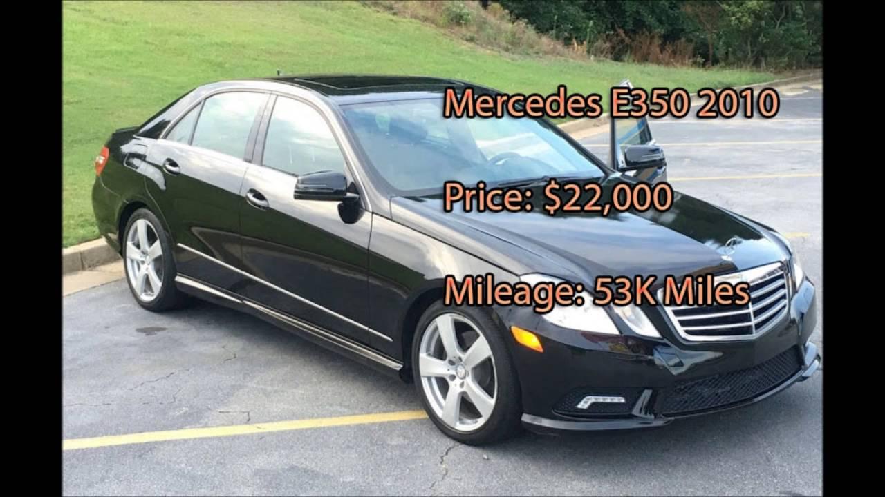 Mercedes Benz Cars for Sale in Atlanta Georgia - 770-837-3888 - YouTube