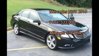 Mercedes Benz Cars for Sale in Atlanta Georgia - 770-837-3888