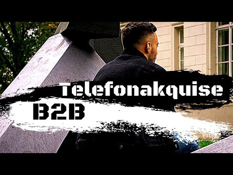 Telefonakquise Im B2B Aus Der Praxis!- Online Marketing Agentur!