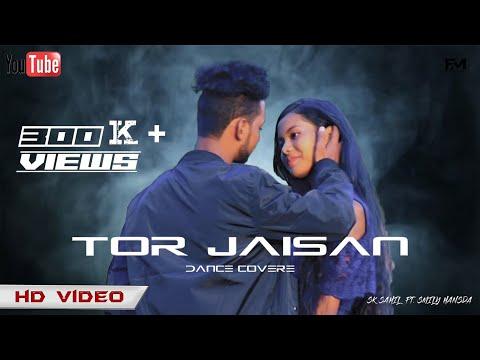 New Nagpuri Hip Hop Dance Cover 2018 | Tor Jaisan | SK Sahil | Shaitan Sahaab | jamshedpur