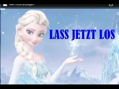 Elsa lass jetzt los | WOW Phrases: Lass jetzt los