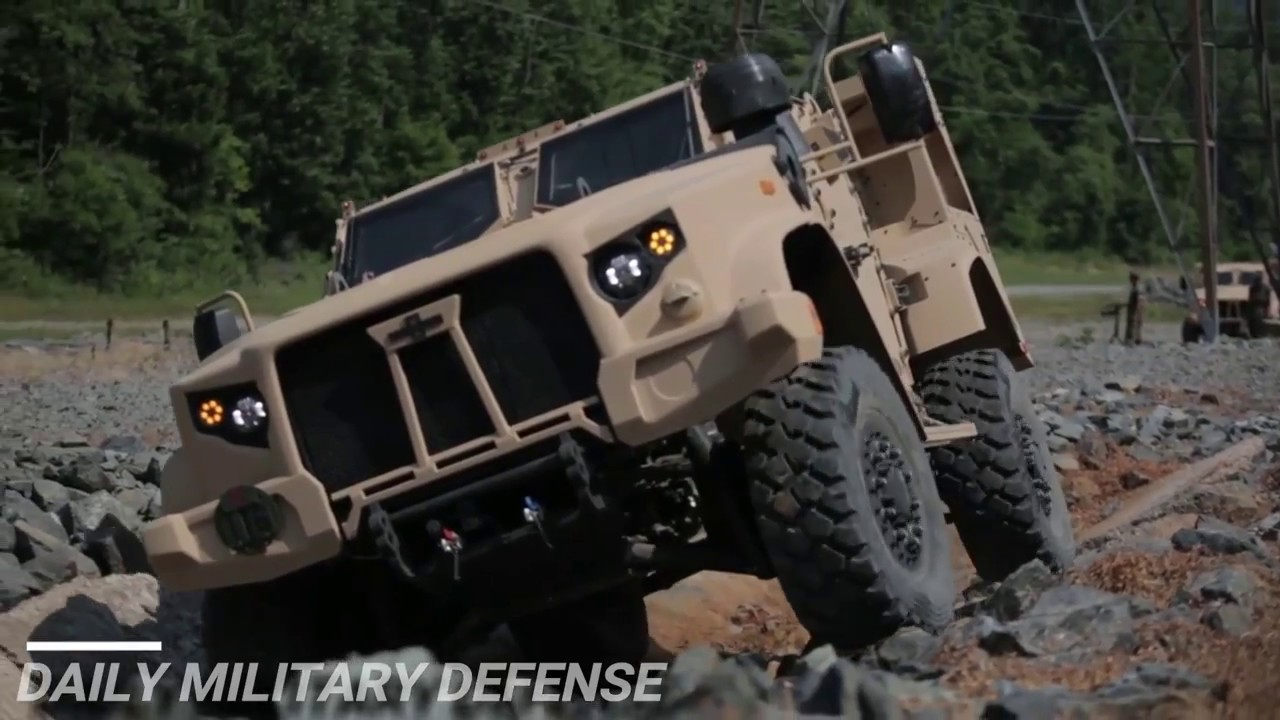 Us army tests the world most quiet military vehicle rezvani tank youtube - Army tank pictures ...