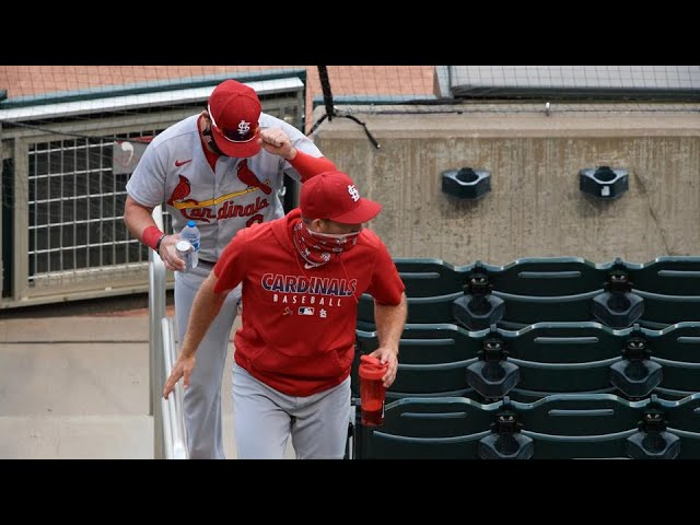 MLB postpones Cardinals vs Brewers and others due to positive tests
