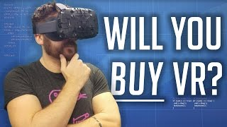 WILL YOU BUY Oculus Rift? - Dude Soup Podcast #52