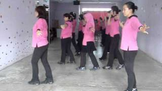 AMOR QUIZAS BY L & L LINE DANCE. CHOREOGRAPHED BY TIMOTHY TO &THERESINA TAM (CAN)