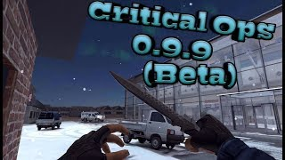 Critical Ops 0.9.9 (Beta)