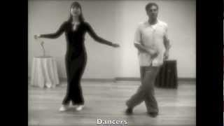 Madison Line Dance demo from The Definitive Madison Instructional DVD
