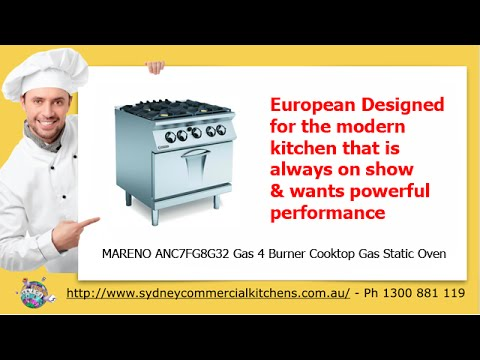Mareno Commercial Cooking Equipment - Restaurant Equipment