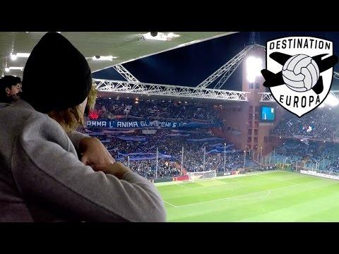 Destination Europa: Genoa - Sampdoria