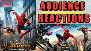 Spider-Man : Homecoming Audience Reactions { Spoilers}