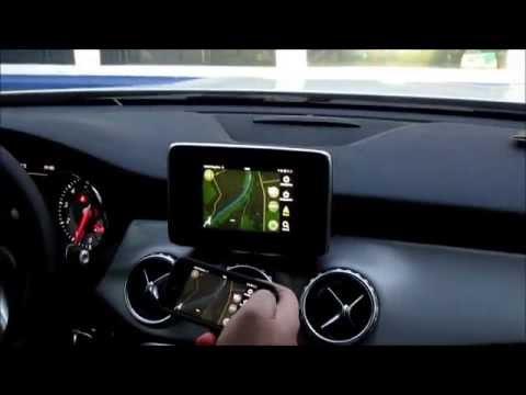 Mercedes GLA Mirrorlink