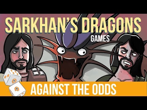 Against the Odds: Sarkhan's Dragons (Games)