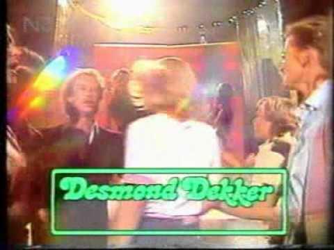 Desmond Dekker - Israelites (Musikladen).mpg