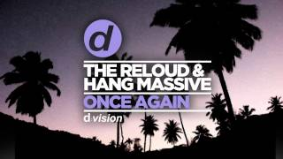 The ReLOUD & Hang Massive - Once Again [Cover Art]