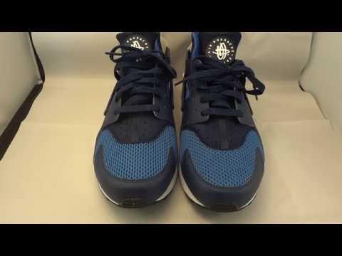 Nike Air Huarache Blue Void