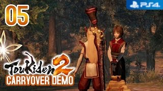 Toukiden 2 Carryover Demo 【PS4】 #05 │ Chapter 1 : The Ones Who Hunt Oni