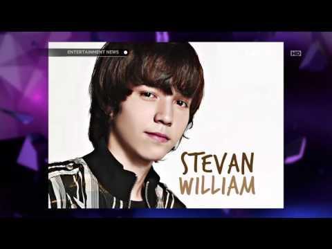 Stefan William Tersanjung Disebut Mirip Donghae Super Junior