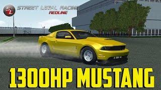 Street Legal Racing - 1300hp Mustang