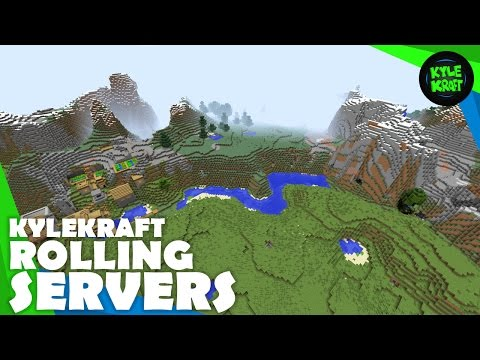 Launching a FRESH NEW Survival Minecraft Server for Subscribers!