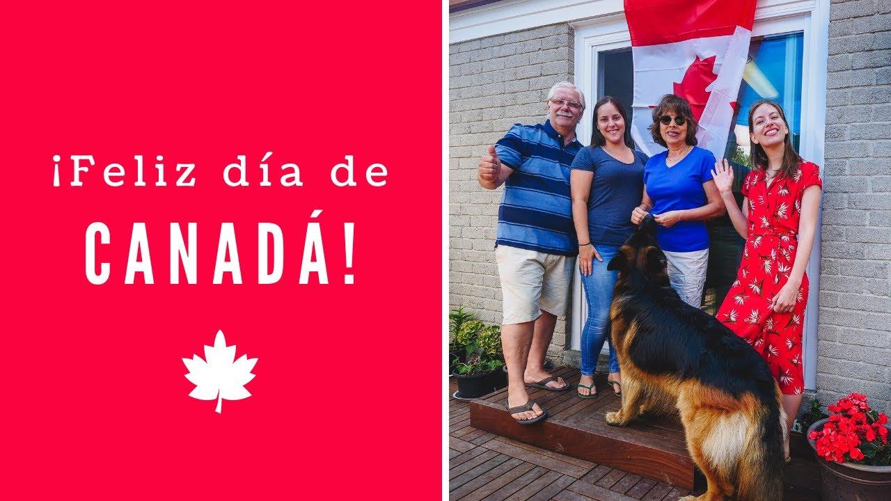 Cocinando COMIDA CANADIENSE (Tourtière) 🇨🇦 + Celebrando el DÍA DE CANADÁ (1 de Julio) 🍁