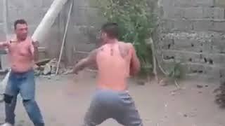 Borrachos Peleando como ninjas